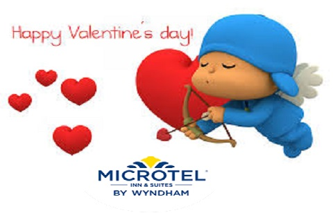 Celebrate a Memorable Valentine's Day at Magnificent Microtel Inn & Suites Hotel Niagara